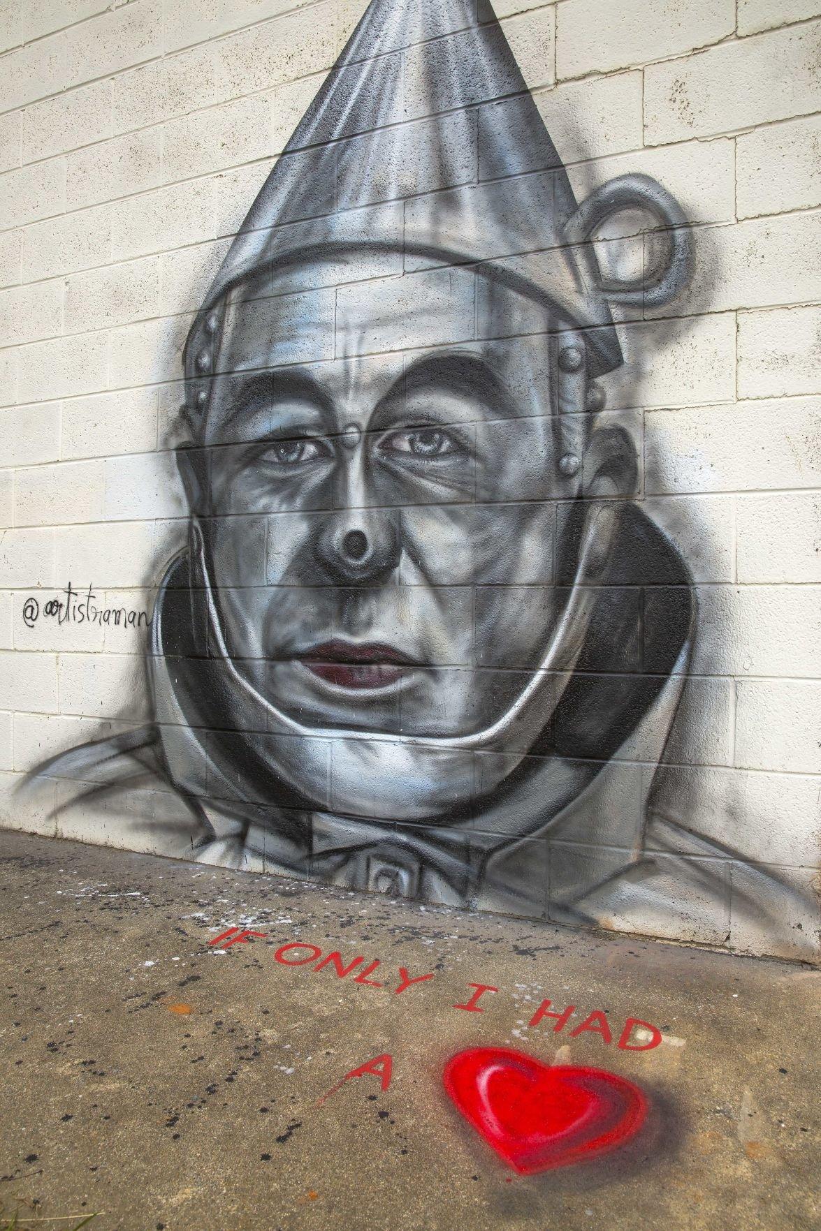 Wizard of Oz murals (copy)
