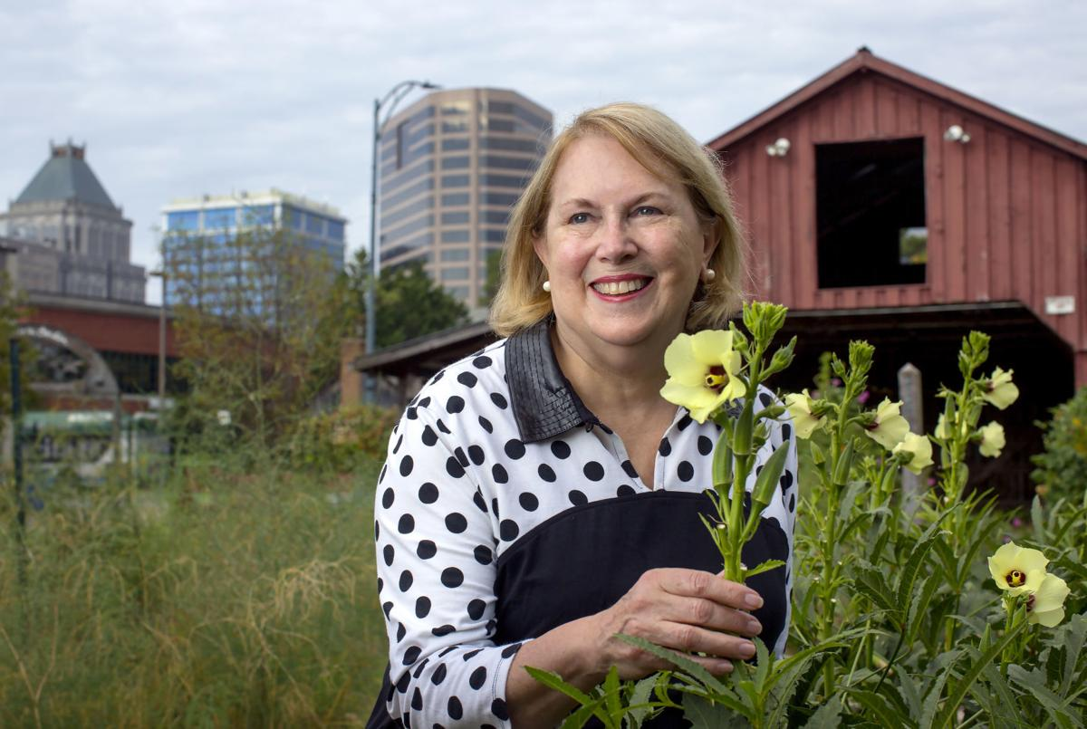 Woman of the Year winner Susan Shore Schwartz