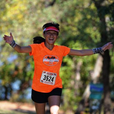 Runners: Masayo Ballard