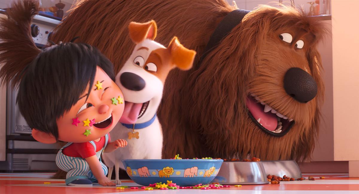 Film Review - The Secret Life of Pets 2