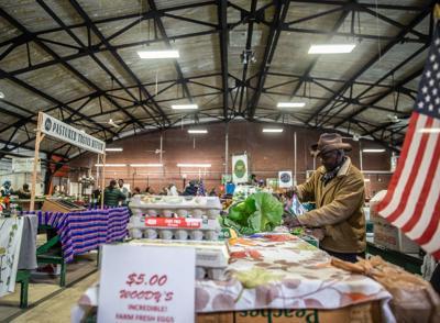 Greensboro Farmers Curb Market (copy)