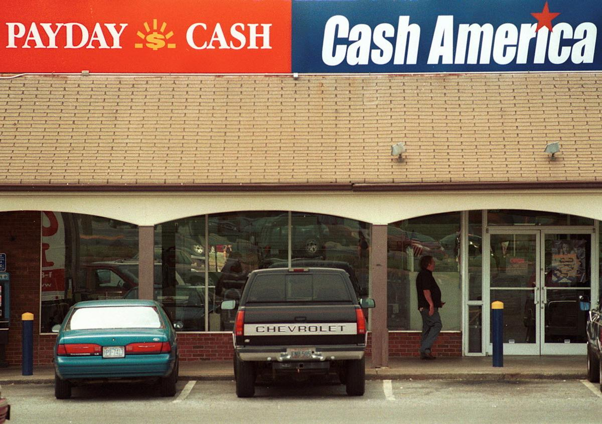 BUSINESS HOUSES: Cash America