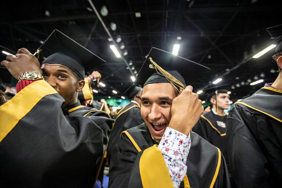 2019 Western Guilford High School Graduation