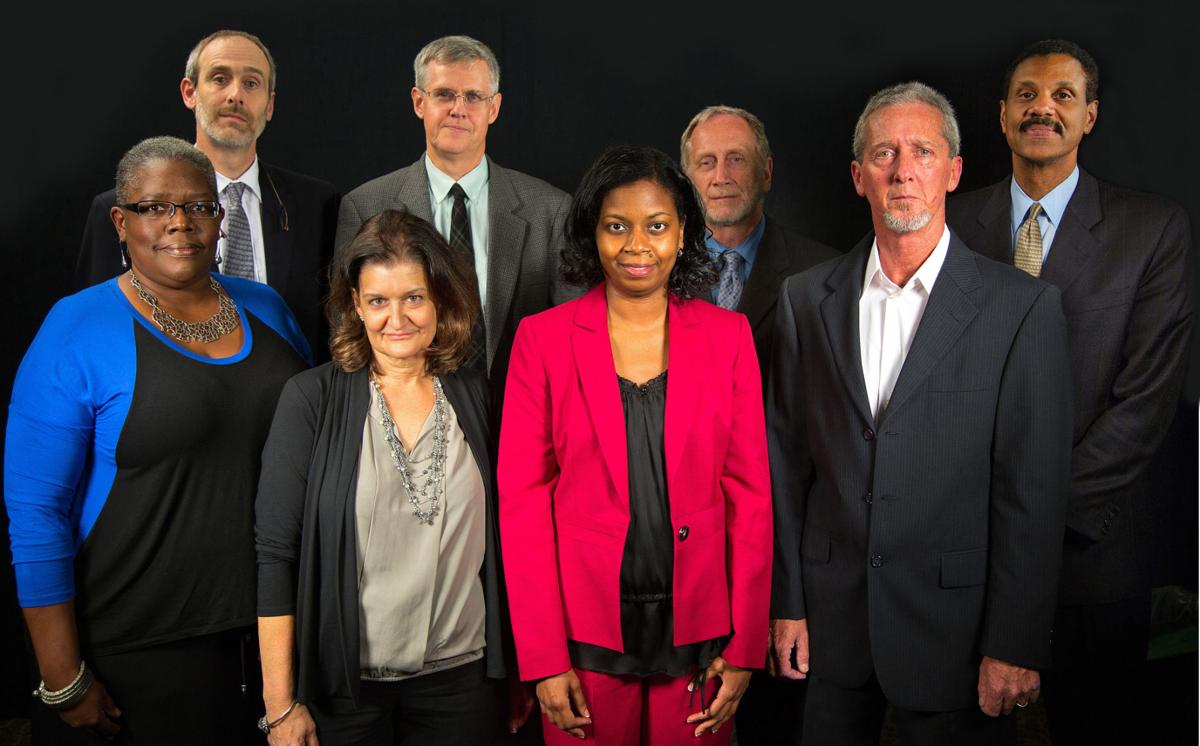 Expanded editorial board