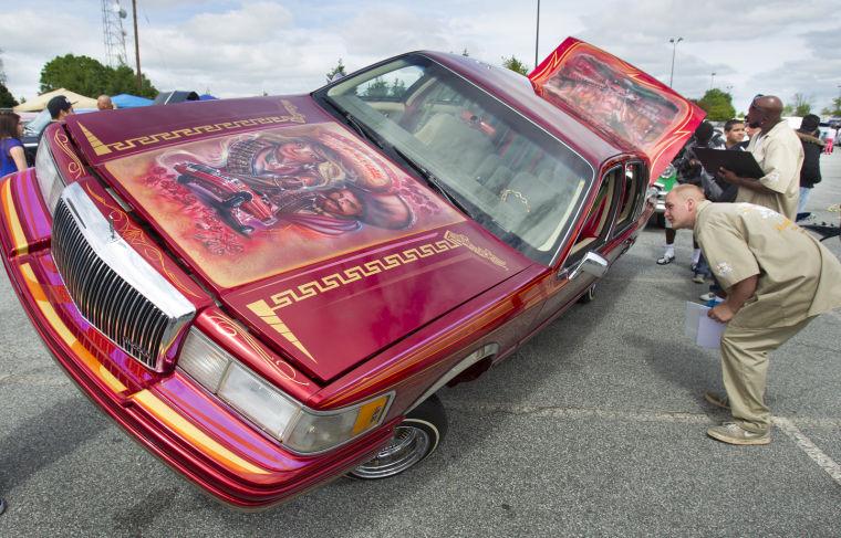 Lowrider Love Go Triad Greensborocom - Car show greensboro