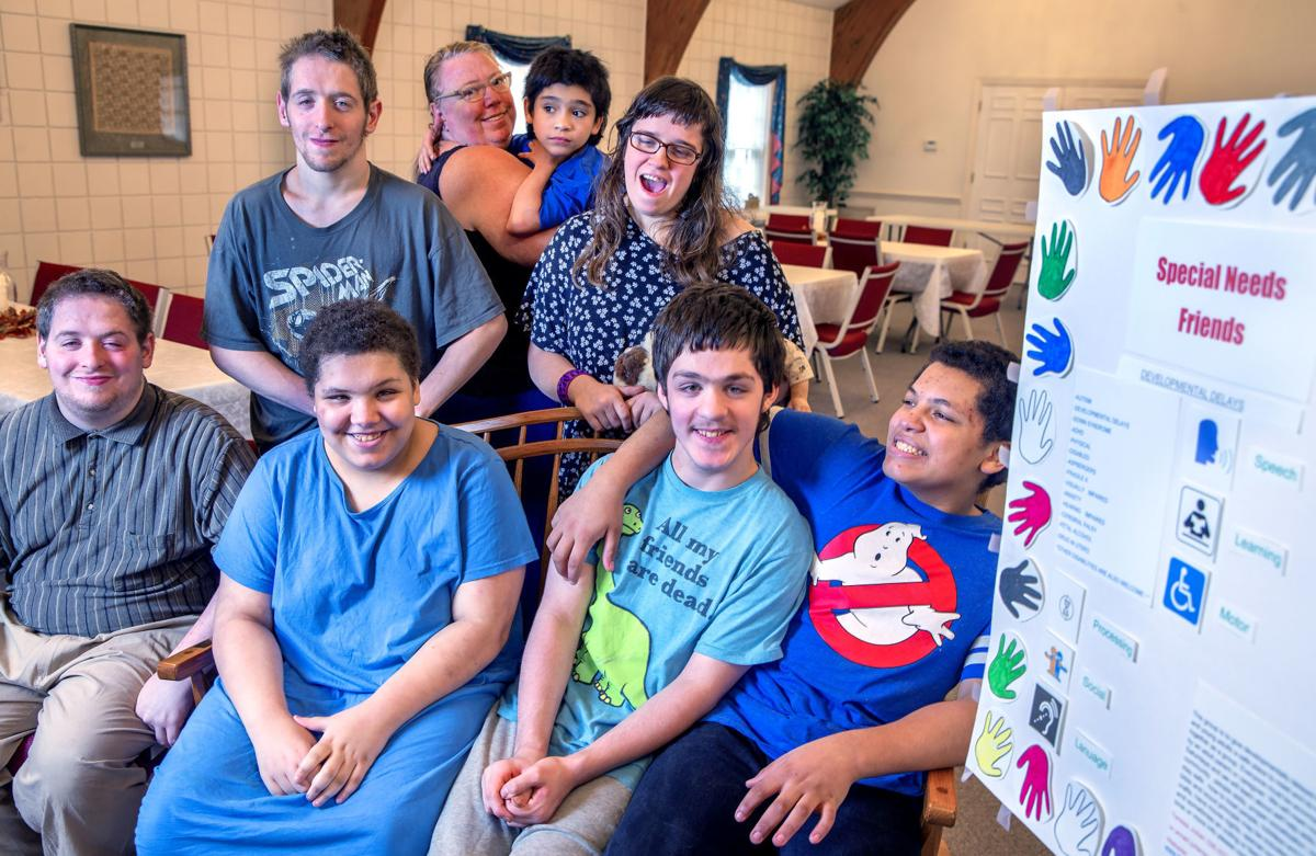 Developmentally Disabled Children >> Special Needs Friends Started For The Developmentally