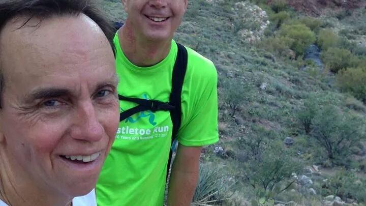 The Running Shorts Show, Episode 6: Bobby Christiansen