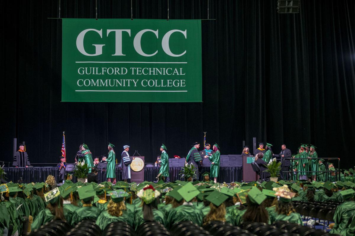 GTCC commencement