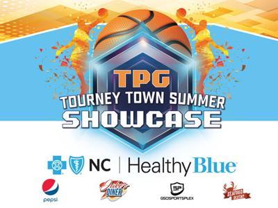 TPG Tourney Town Summer Showcase logo 2021