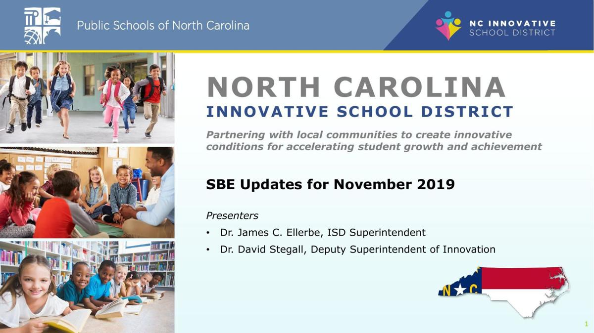 READ: SBE Updates for November 2019