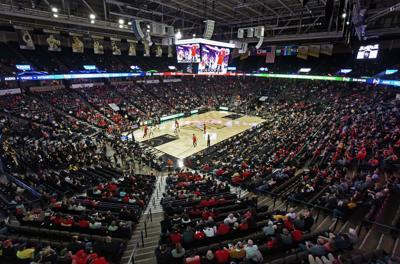 Wake Forest basketball attendance