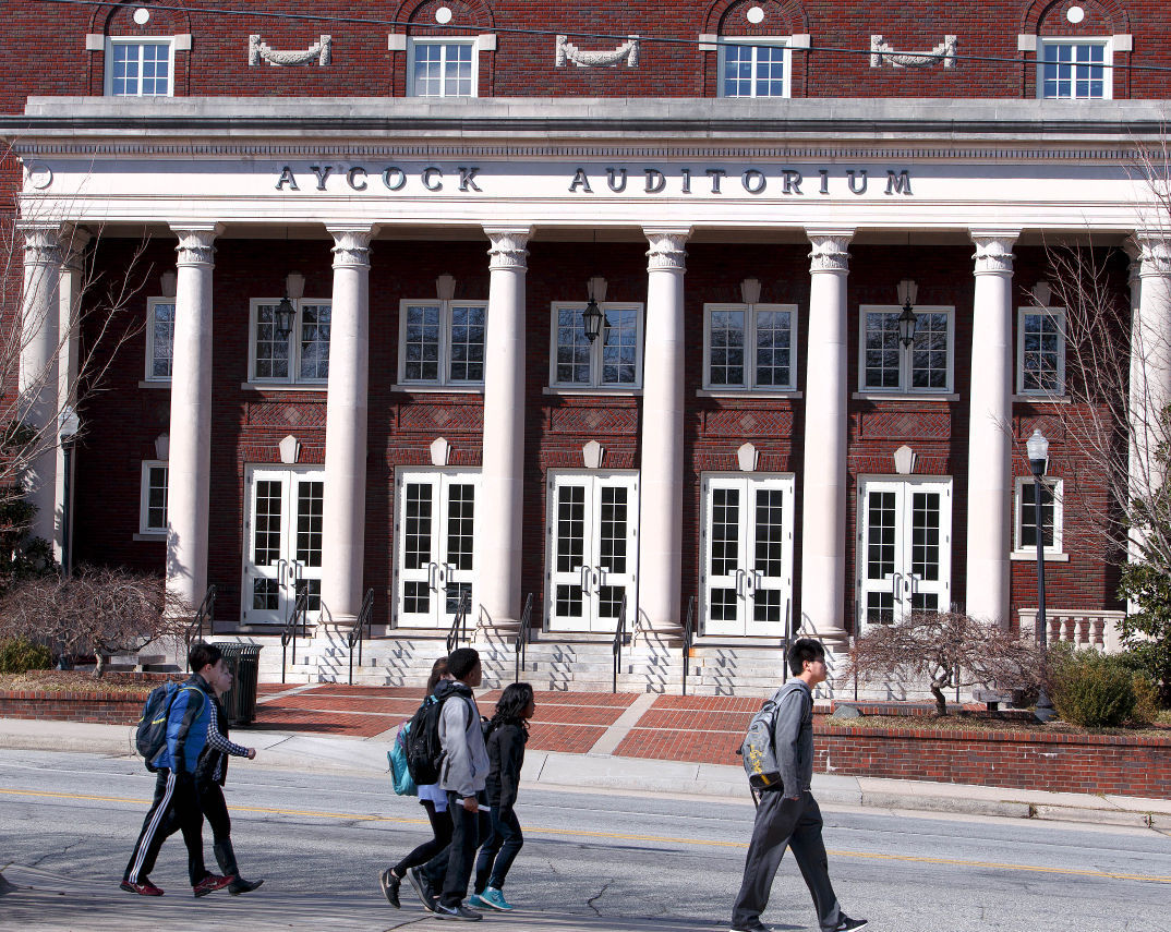 UNCG Committee Recommends Name Change For Aycock