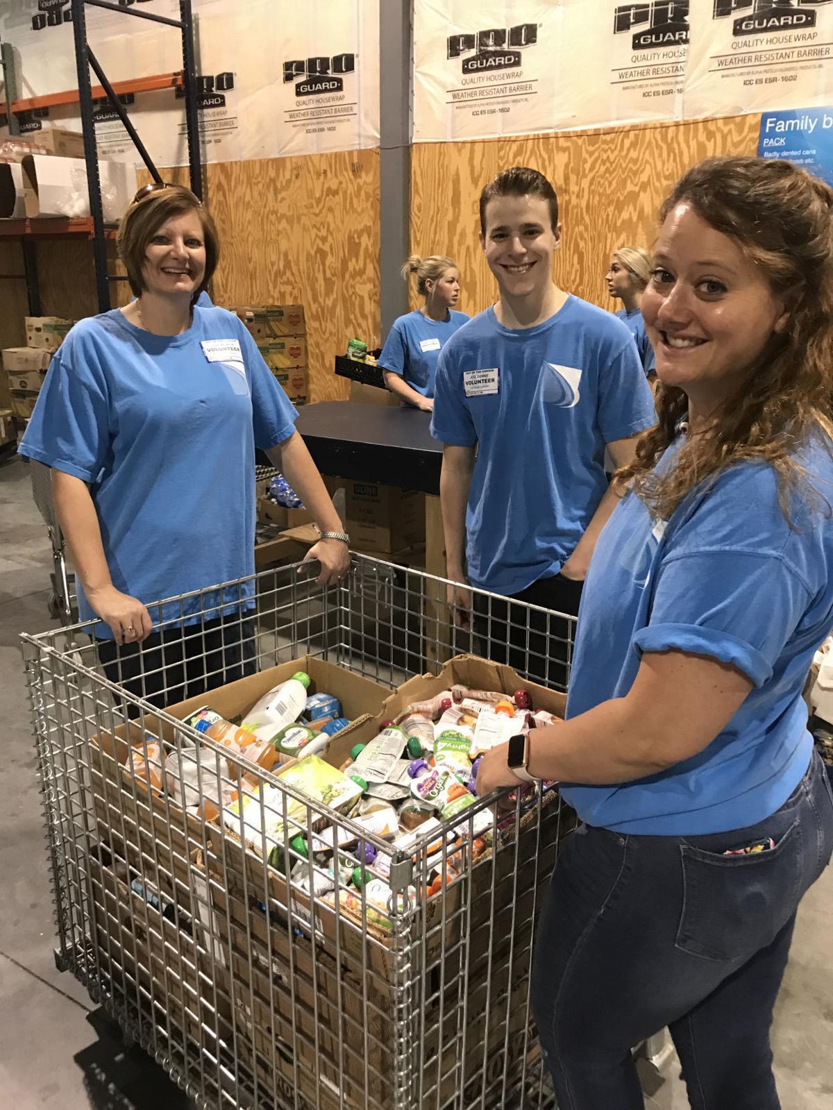 LBA Haynes Strand holds community service day