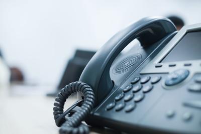 landline telephone