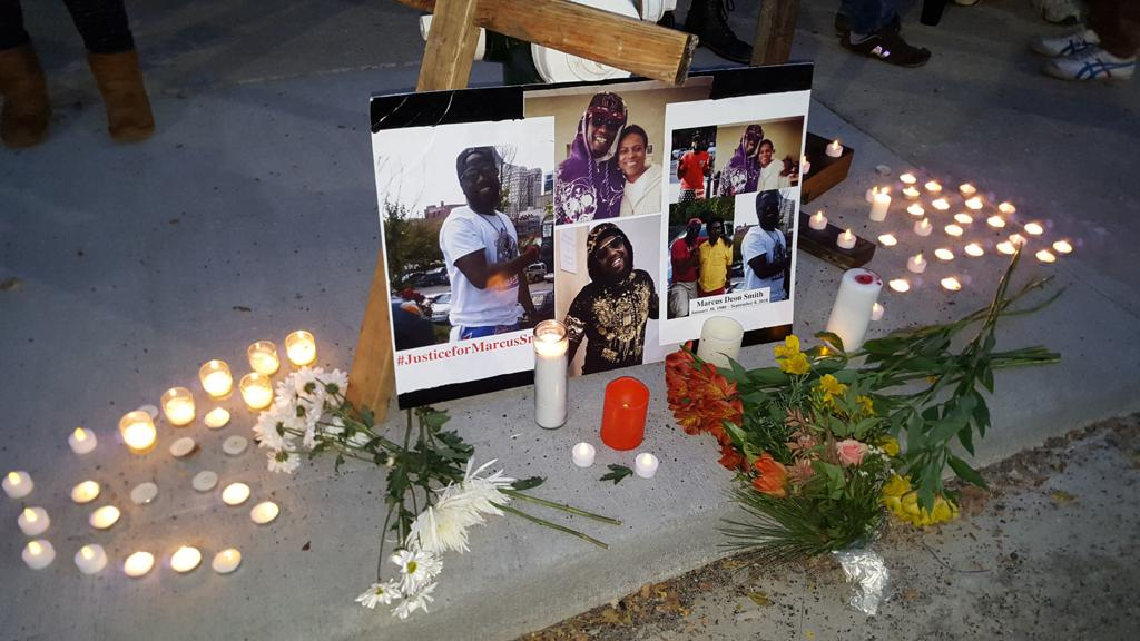 Marcus Smith case continues: Greensboro activists call for