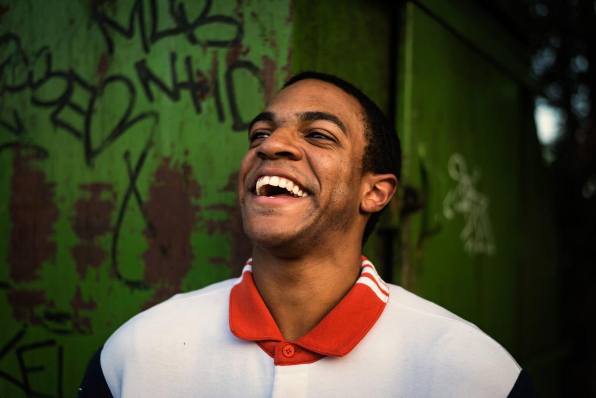 Go Triad: Meet an Artist - Comedian DeJahzh Hedrick