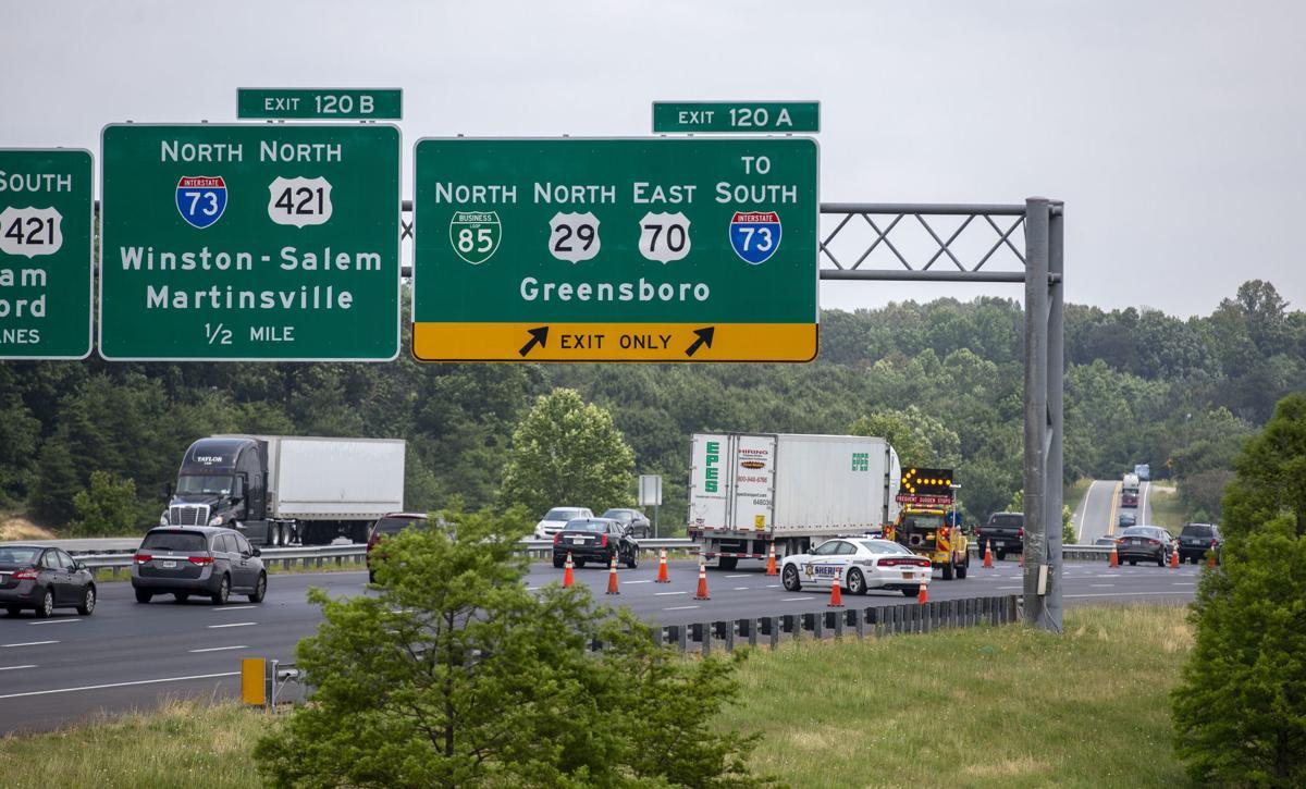 Troopers ID driver killed in wrong-way crash at I-73 bridge as