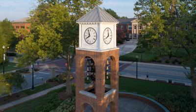 UNCG generic bell tower