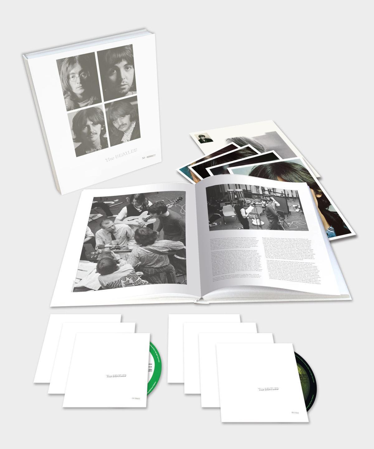 """Beatles """"White Album"""""""