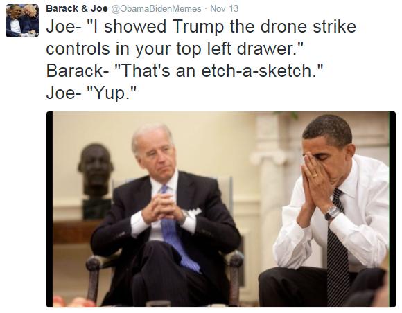 Trump Leaves Parting Oval Office Letter For Biden Meme Ahseeit