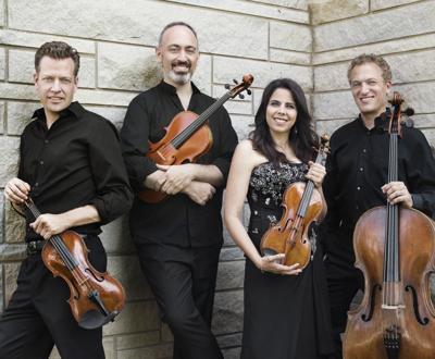 Pacifica Quartet (copy)