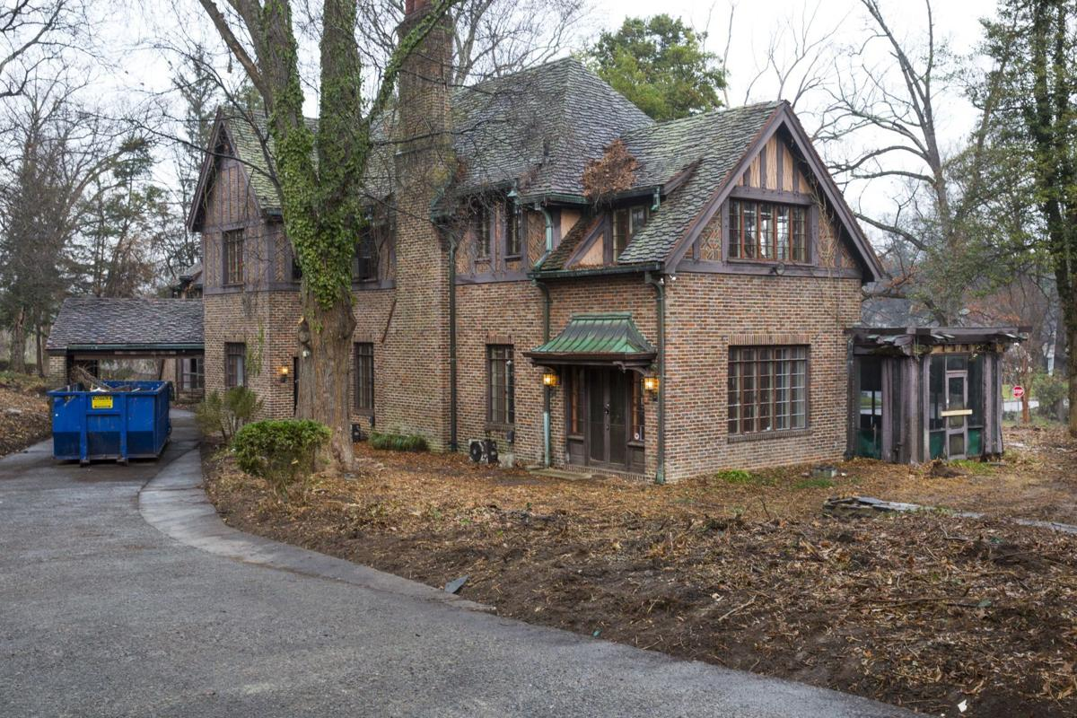Hoarders' TV show spotlights historic Julian Price home