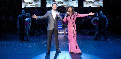 Donny And Marie Osmond Bring Christmas Show To Greensboro Entertainment Greensboro Com