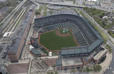 Suspect Dies Baltimore Orioles White Ppd Baseball