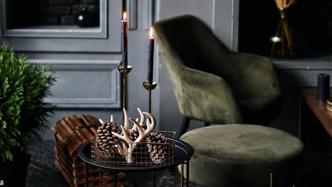 You'll want to copy these moody glam interiors from TikTok