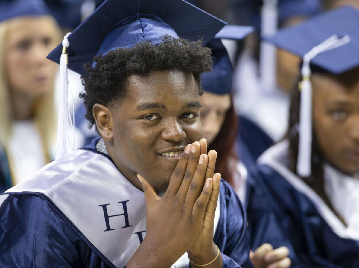 High Point Central's 2019 graduation