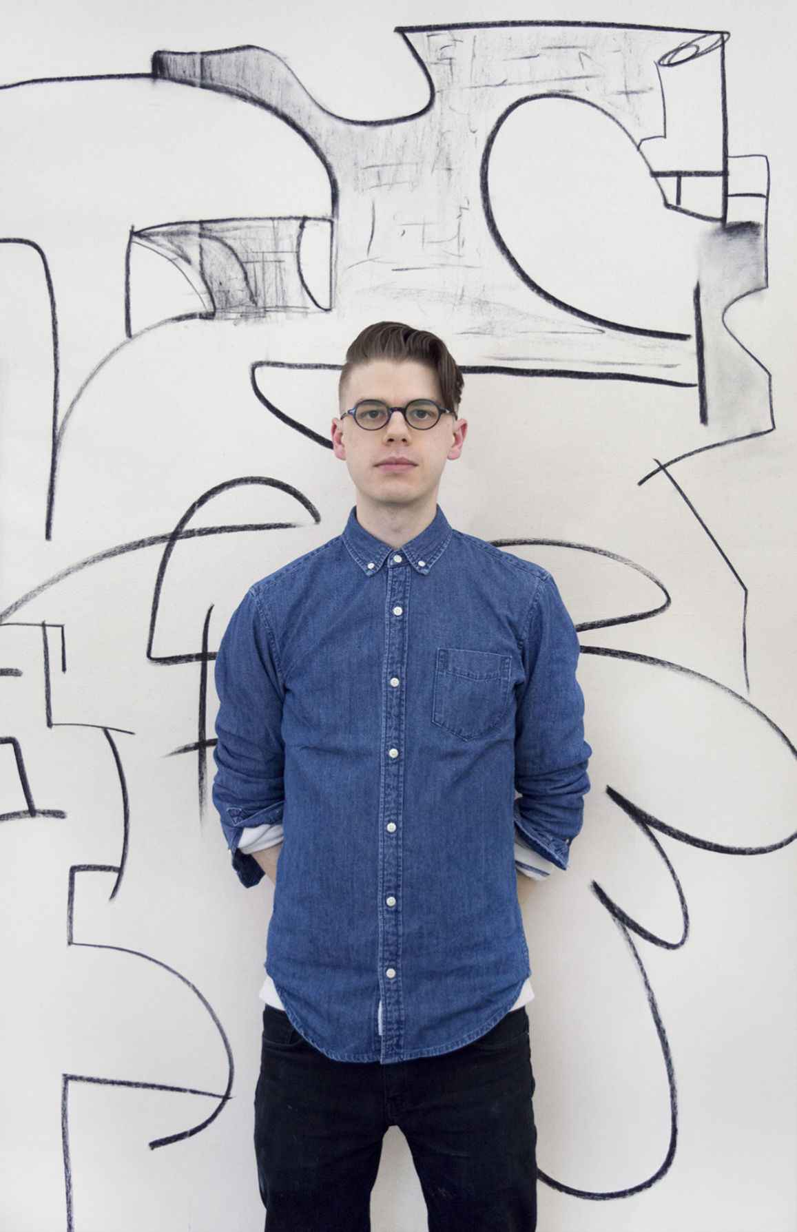 Jon Rollins, artist