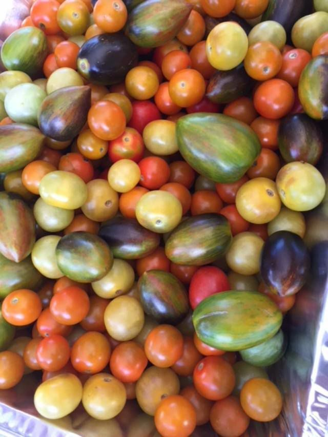 Grove Street tomatoes