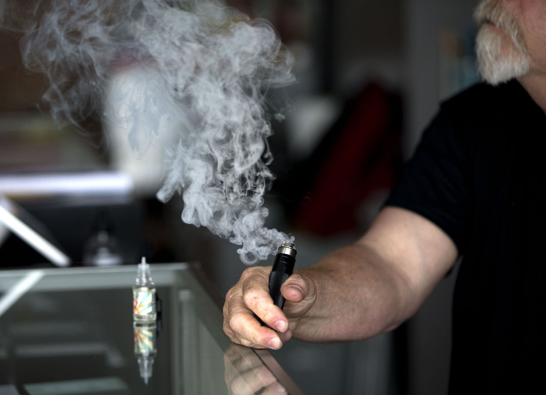 At The Refinery, vaping is the stuff of liquid dreams   Local Business    greensboro.com