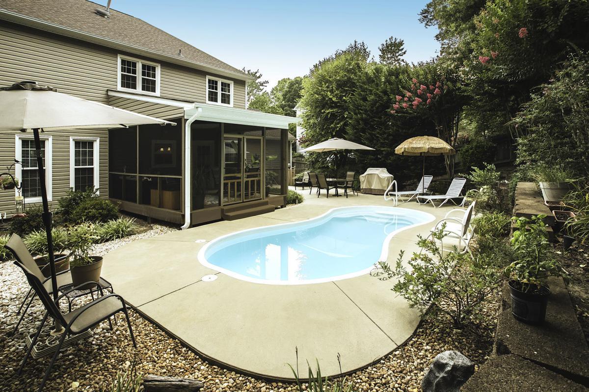 design and decor jim and kathy gwynn u0027s tropical backyard paradise