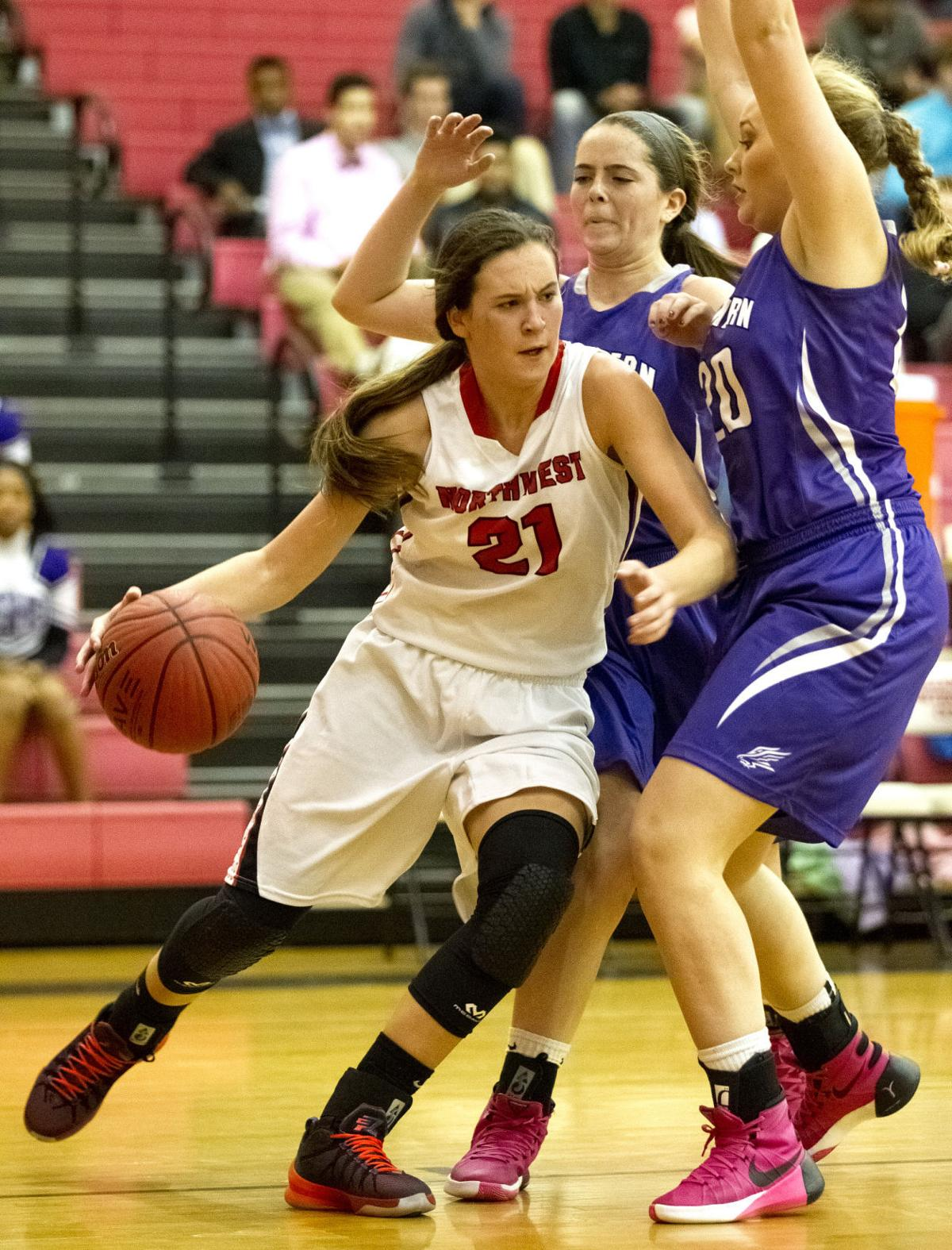 guilford girls Guilford's lauren ramsey named to college division all-state basketball team april 10, 2018 the quakers' senior also earned all-region.