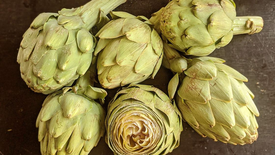 A guide to get easily to the heart of an artichoke