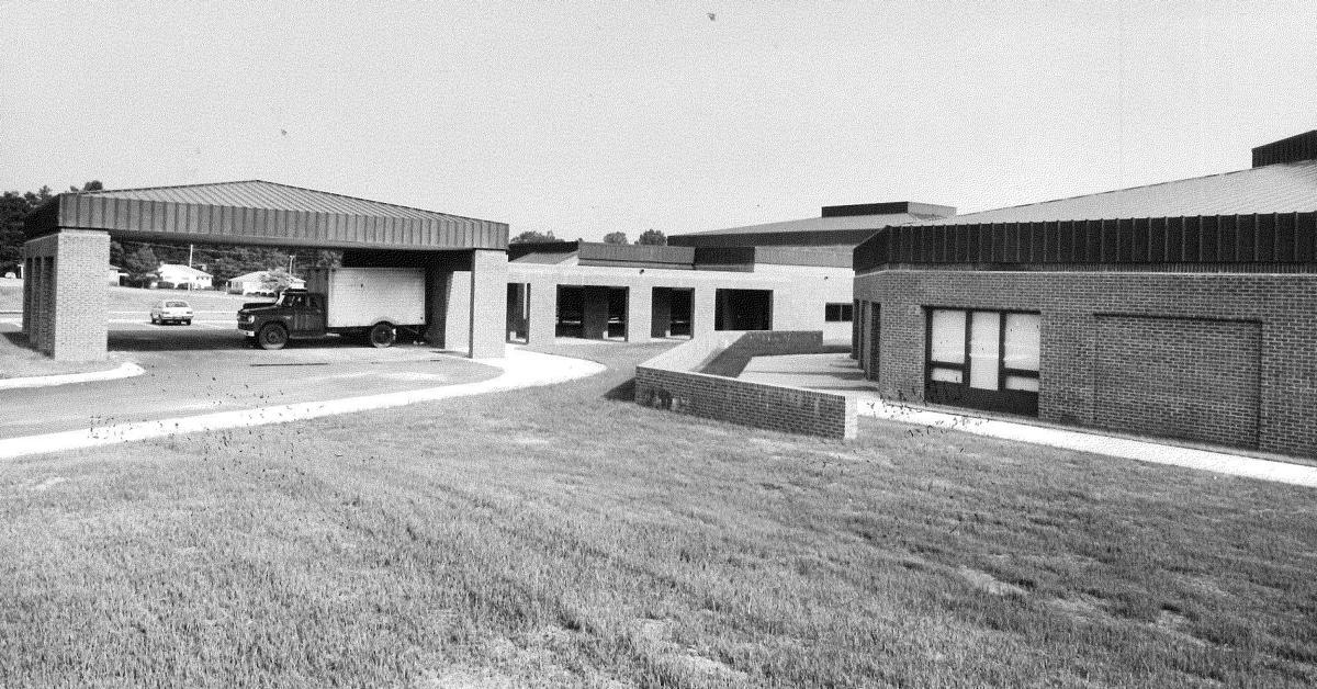 Gateway Center 1983