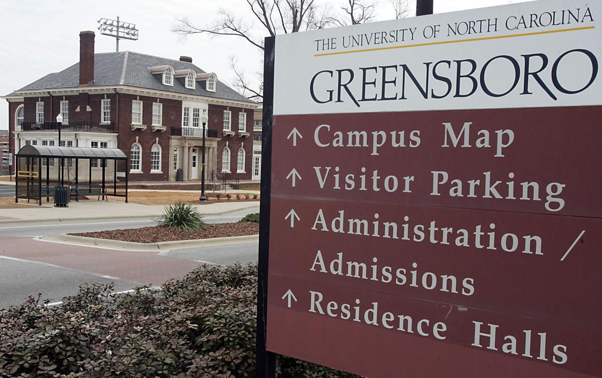 Unc Greensboro Campus Map.Uncg Celebrates Restoration Of House News Greensboro Com