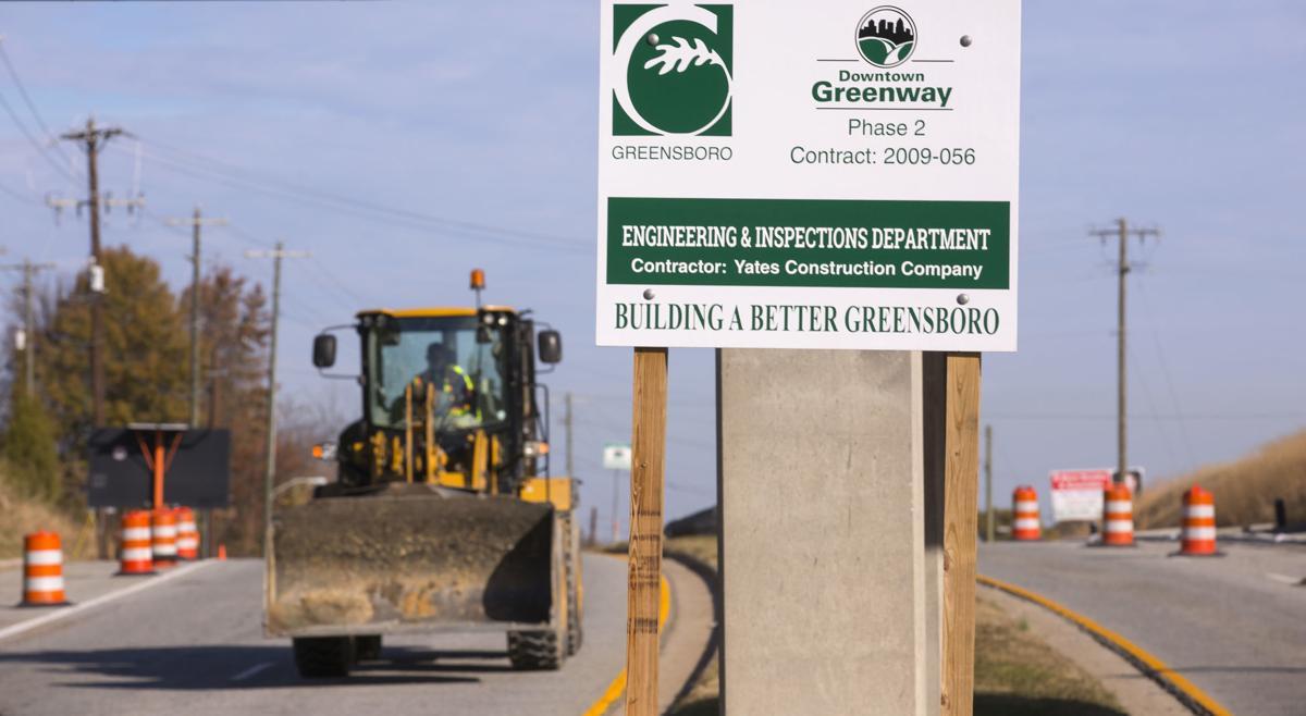 Murrow Boulevard construction