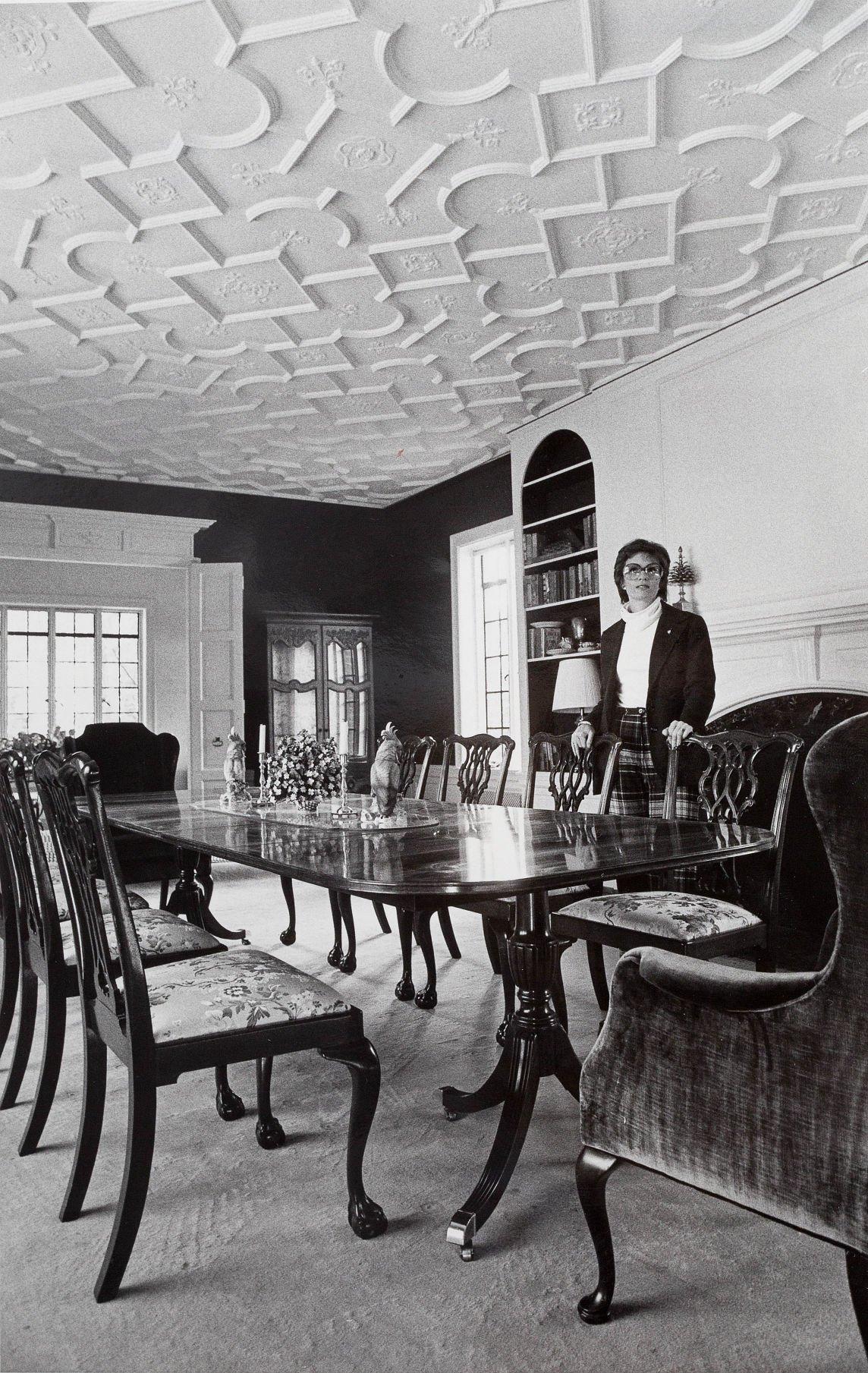 A Peek Inside Greensboros Historic Julian Price Home Galleries