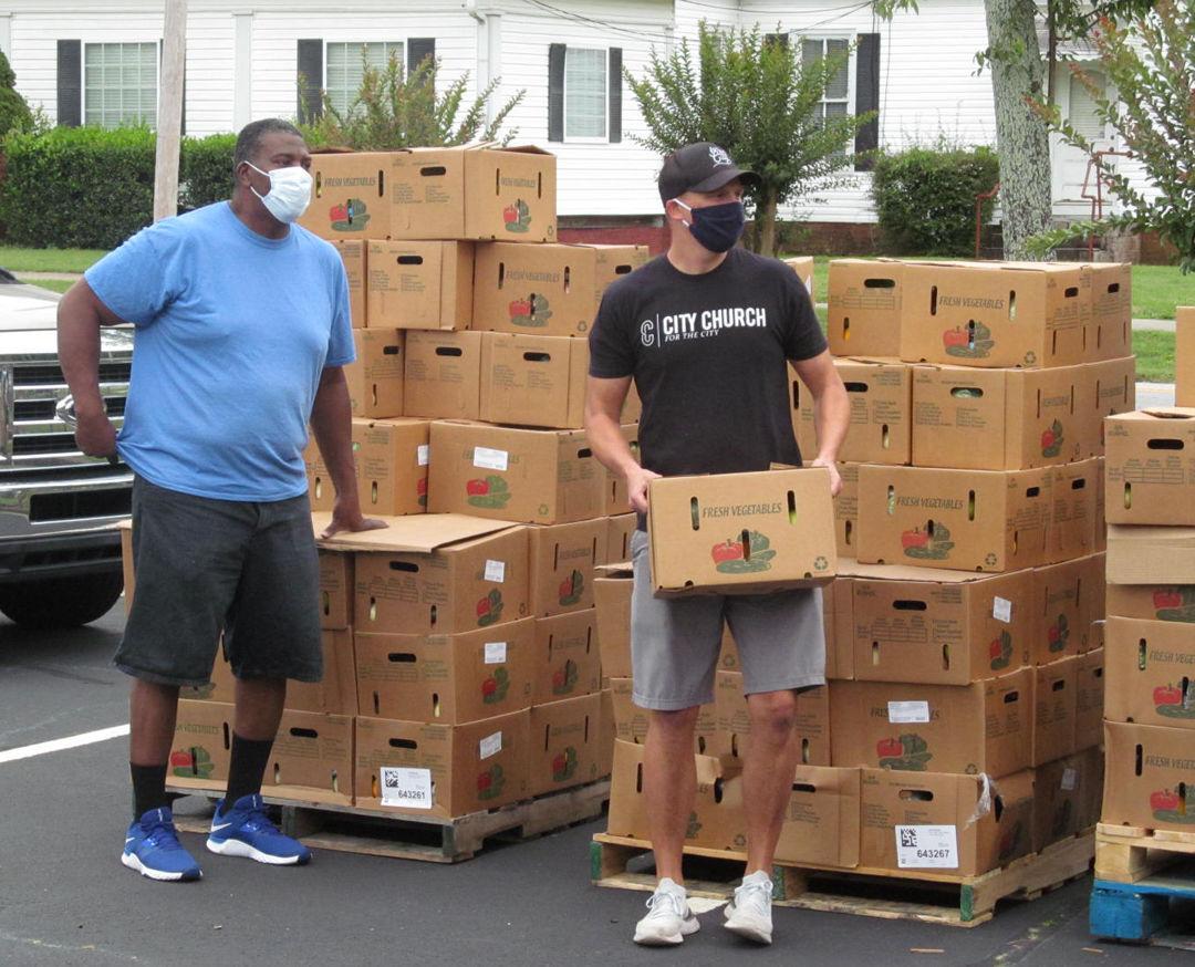 Georgia food banks detail challenge of feeding children during COVID-19 pandemic