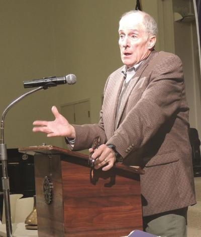 Melton's book benefits local charities