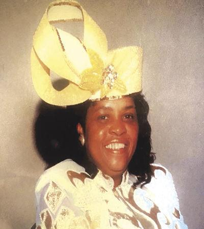Apostle Evelyn Louise Ponder