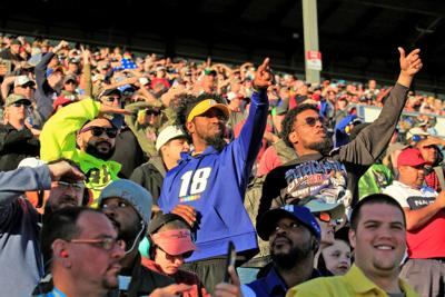 Atlanta Motor Speedway opening grandstands to full capacity for July races