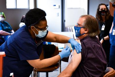 Gordon State College begins vaccinations