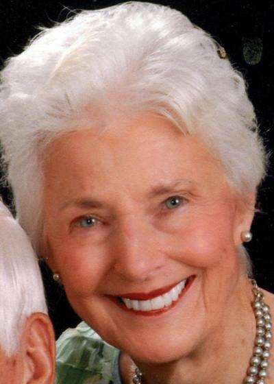 Mary Patricia 'Pat' Wilson Scroggins