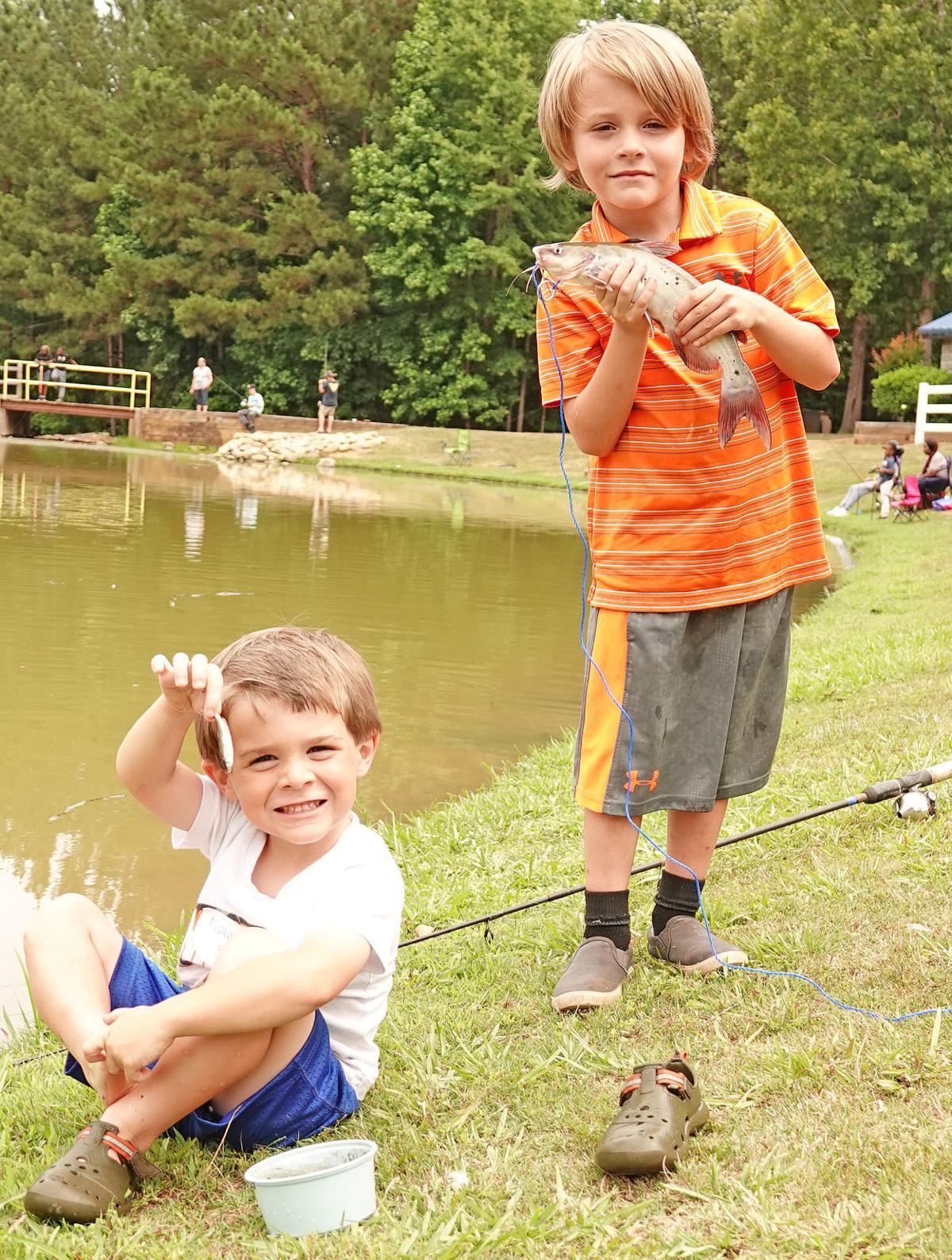 Youth Fishing Roundup