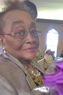 Fannie Ruth Coleman Thomas