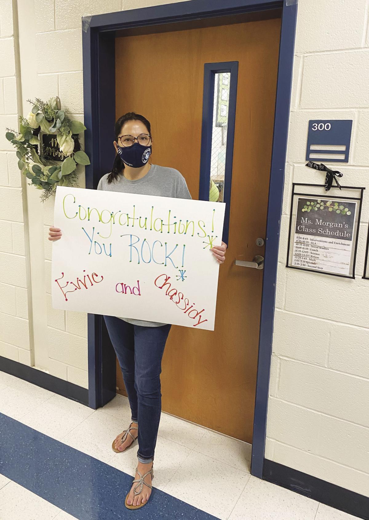 Virtual celebration for students