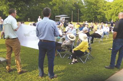Residents express concern about proposed development